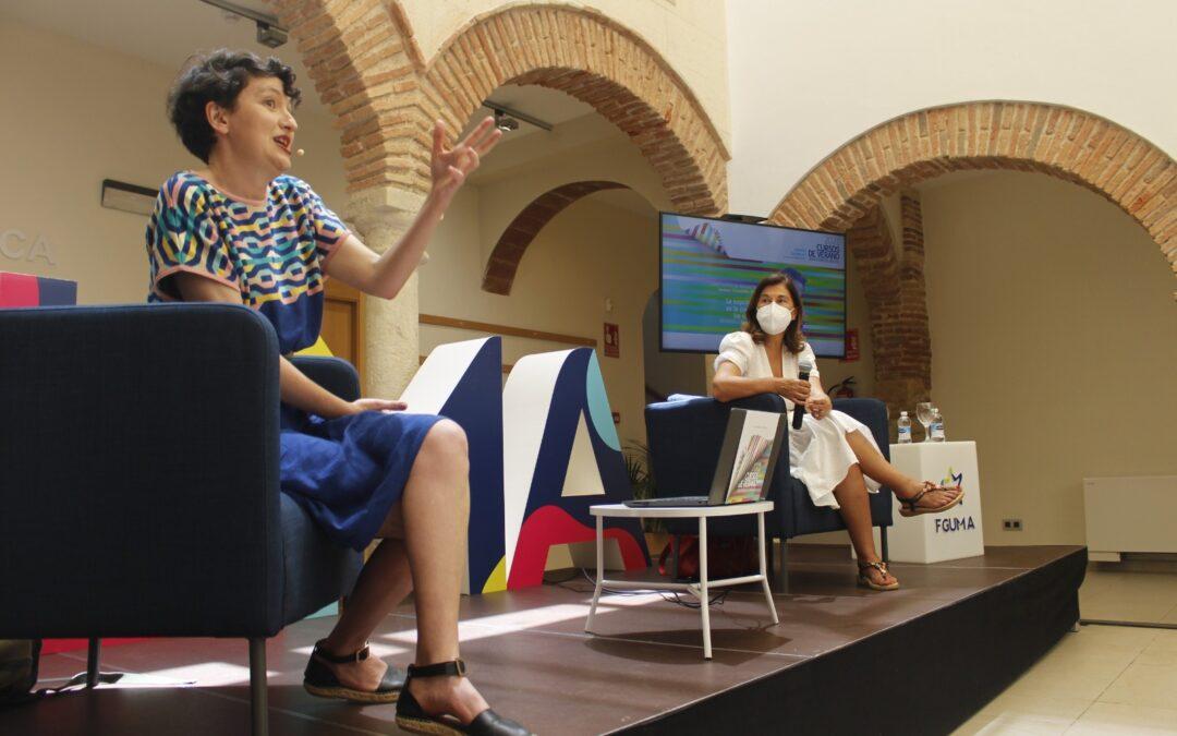 Izaskun Chinchilla: La arquitectura en la ciudad de los cuidados